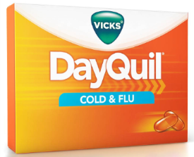 Vicks DayQuil and Vicks NyQuil